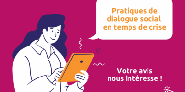 consultation dialogue social